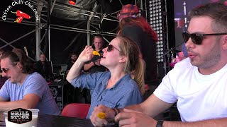 Grillstock Chilli Eating Contest - Sat 2nd July