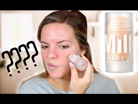 Milk Makeup BLUR Stick Review & Wear Test | Casey Holmes