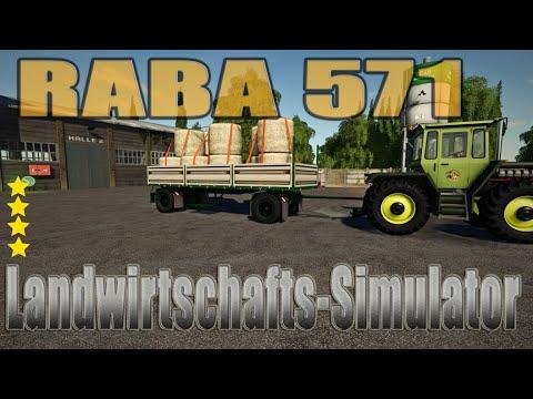 RABA 571 Trailer v1.0.0.0