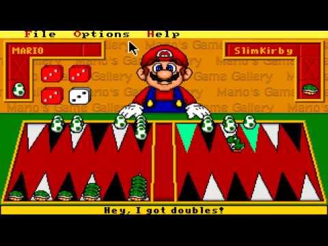 marios game gallery walkthrough slim plays mario s game gallery