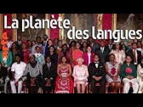 La planète des langues - Le Dessous des Cartes | ARTE