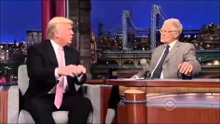 Video Donald Trump on David Letterman 17 October, 2013 Full Interview MP3, 3GP, MP4, WEBM, AVI, FLV Oktober 2018