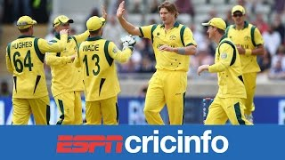 Post-match: Australia v Sri Lanka