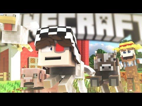 ПРЯТКИ ЖИВОТНЫМИ! НАШЛИ ТОП БАГ НА НЕВИДИМОСТЬ! Minecraft Farm Hunt