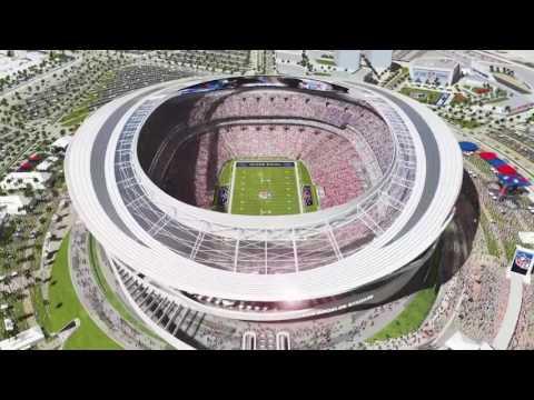 LA, 2021년 슈퍼볼 개최지 선정  5.24.16  KBS America News