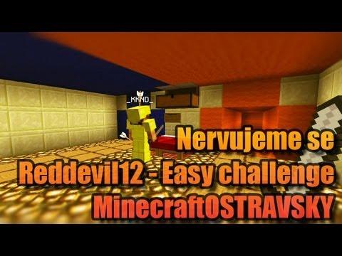 Nervujeme se: Reddevil12 - Easy challenge [PiP][HD]