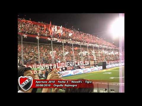 """""""Quiero ver toda la gente"""" - OrgulloRojinegro.com.ar - Newell's 2 - Tigre 0 - La Hinchada Más Popular - Newell's Old Boys"""