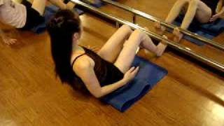 妍姿lisa老師瘦小腹、腰圍、副乳、瘦手臂運動