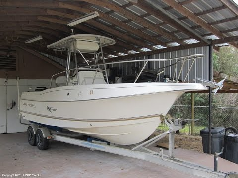 [UNAVAILABLE] Used 2003 Aquasport 225 Osprey TE in Mulberry, Florida
