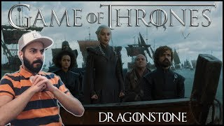 """Game of Thrones Reaction - Game of Thrones Season 7 Episode 1 Reaction """"Dragonstone"""" - Game of Thrones 7x1 Reaction..."""