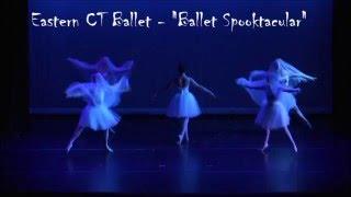 Eastern Connecticut Ballet: Ballet Spooktacular 2014