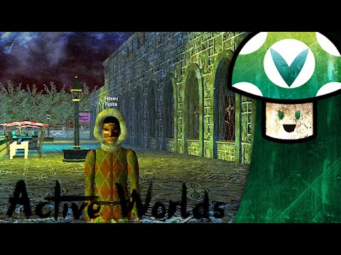 [Vinesauce] Vinny - Active Worlds Exploration (Are You Lost?)