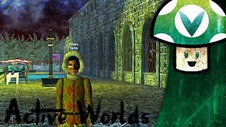 Active Worlds is a virtual world/chat client from the mid 90s. Some rather unexpected and strange things happened during my...