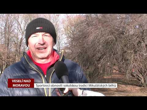 TVS: Veselí nad Moravou 15. 12. 2018