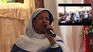 Zemarit Abonesh Adinew In Saint Ourael Church MN