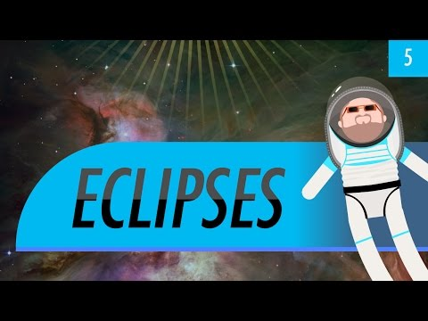 Eclipses: Crash Course Astronomy #5
