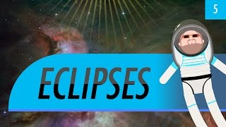Eclipses (Crash Course Astronomy #5)