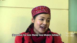 Download Lagu 3HMONGTV Exclusive Interview with AYOUDUO (Ab Yau Taub 阿幼朵), famous Hmong singer from China Mp3