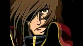 Captain Harlock - Isao Sasaki (Captain Harlock - Albator)