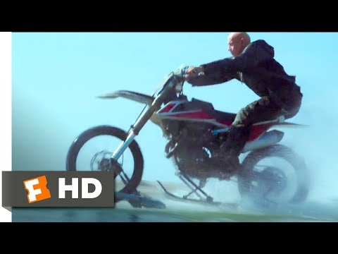 xXx: Return of Xander Cage (2017) - Ski-Bike Chase Scene (6/10) | Movieclips