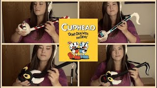 Cuphead - Don't Deal With the Devil - Otamatone Cover || mklachu