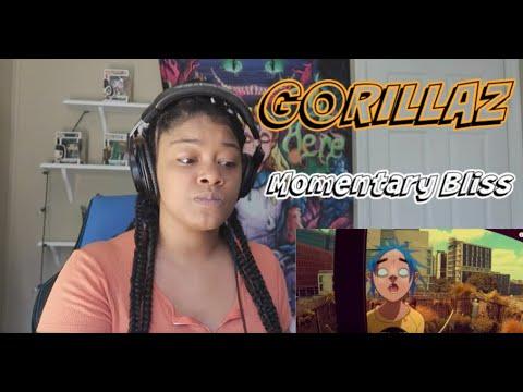 Gorillaz - Momentary Bliss ft. slowthai & Slaves (Episode One) REACTION!