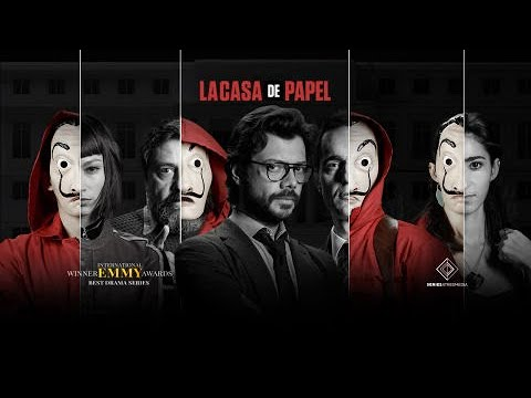 Money heist Season 1-2 Original Soundtrack - La casa de papel  Banda Sonora Original  Temporada 1-2