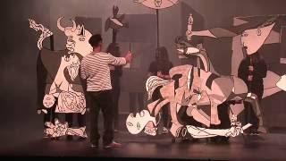 Nonton Guernica Viviente  Videoclip   No A La Indiferencia  Ies Costa Del Sol  2016 Film Subtitle Indonesia Streaming Movie Download