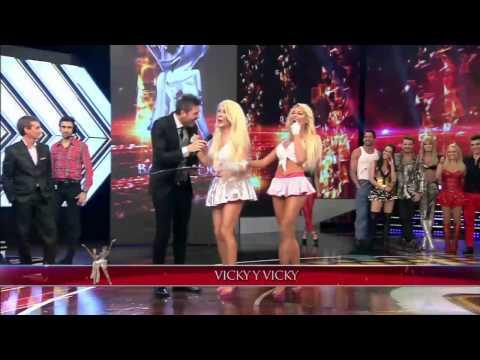 Showmatch 2014 - ¡Igual que a Vicky! A Fátima Florez también se le cayó la peluca