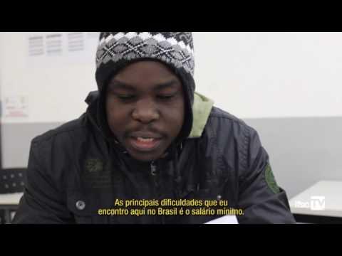 IFSCTV   IFSC Faz Bem    Haitianos em Criciúma