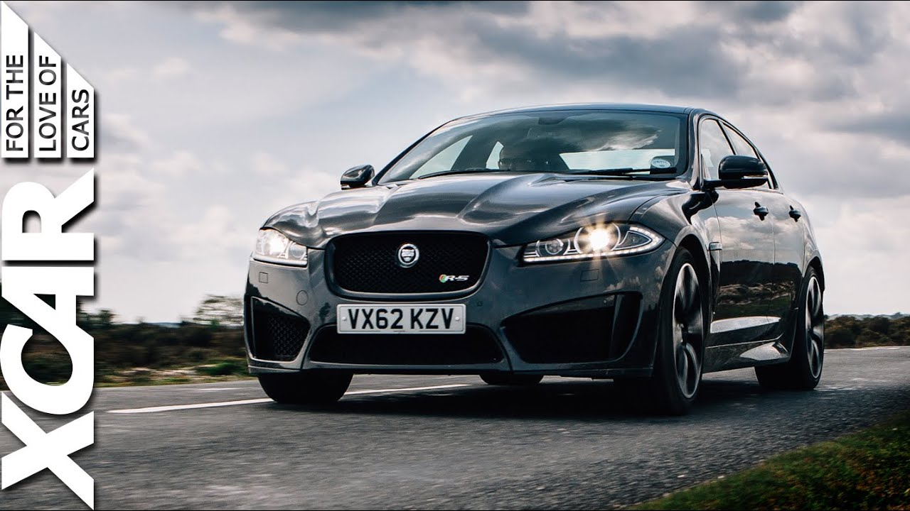 Jaguar XFR-S: Unleash Your Inner Child – XCAR