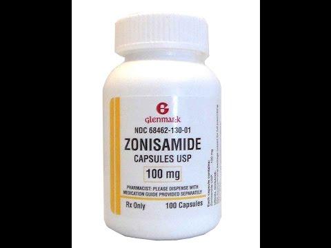 Zonisamide 100 mg