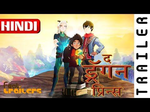 The Dragon Prince Season 2 Netflix Official Hindi Trailer #1 | FeatTrailers