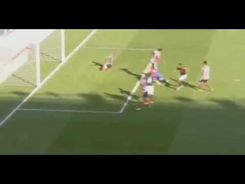 martial segna un goal favoloso al southampton
