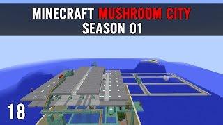 Minecraft MC 1.9 - EP18 - Xây dựng IRON TITAN #1