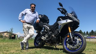 9. Why should you buy the Yamaha Tracer 900 GT