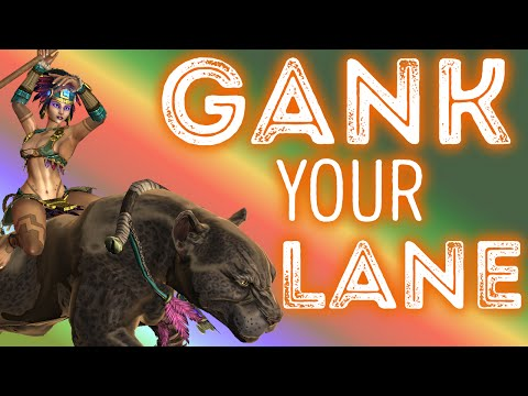 Gank Your Lane