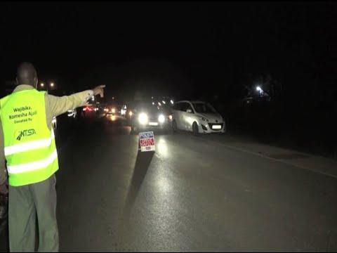 NTSA mounts alcoblow crackdown along Ruiru Eastern bypass (видео)