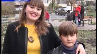 «Аллея матери» появилась в Новороссийске
