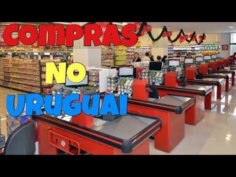 Supermercado no Uruguai