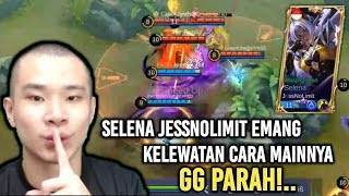 Video JESS NO LIMIT KEMBALI PICK SELENA MENGERIKAN BUKAN KALENG KALENG - MOBILE LEGENDS MP3, 3GP, MP4, WEBM, AVI, FLV Desember 2018