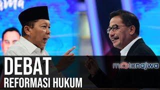 Video Jelang Ronde Pertama: Debat Reformasi Hukum (Part 1) | Mata Najwa MP3, 3GP, MP4, WEBM, AVI, FLV Januari 2019