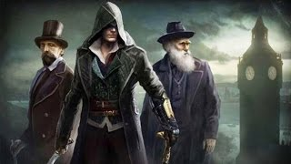 PS4 - Assassin's Creed Syndicate Darwin and Dickens Trailer, Playstation Game, Playstation, video game