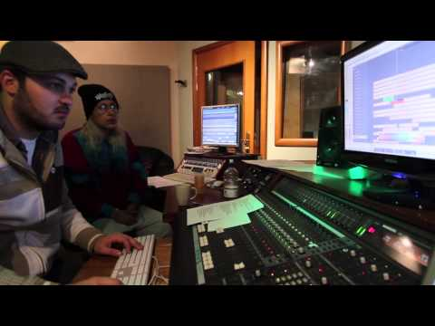 The Only Way Is Stooshe -  Episode 12 (In The Studio)