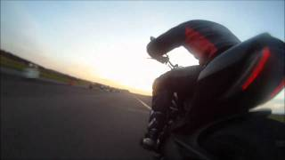 9. 2011 Ducati Diavel flat out top speed run - Bike magazine