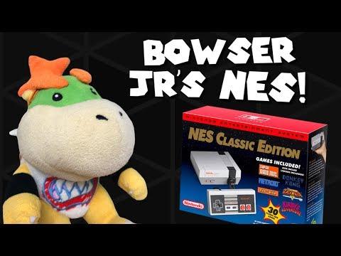 Bowser Jr's NES!