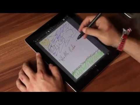 Morpheus Alpha iPad Stift Stylus im Test (Review)