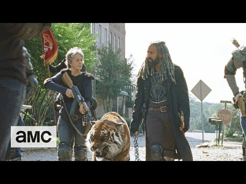 The Walking Dead 7.16 (Clip)