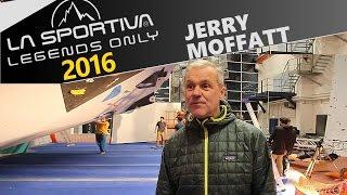Jerry Moffatt interview | La Sportiva Legends Only 2016 by OnBouldering