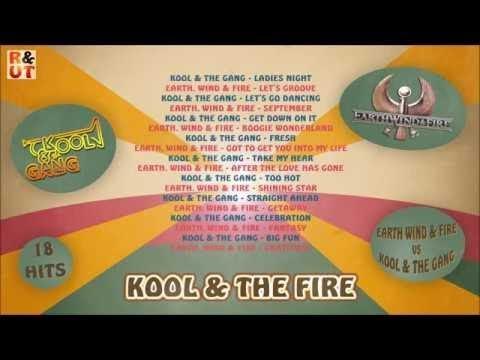 KOOL & FIRE - Kool & The Gang vs Earth Wind & Fire - By R&UT